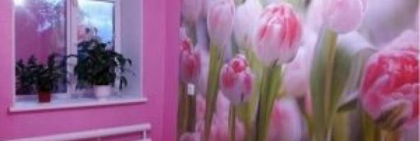 Фотообои на стене – красиво и оригинально