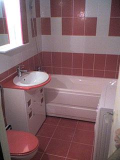Ремонт санузла (ванная+туалет) под ключ в Санкт-Петербурге