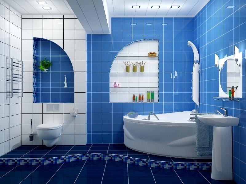 Плитка для ванной комнаты ремонт своими руками